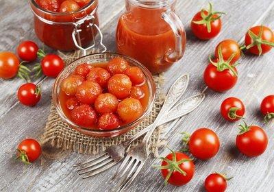 Рецепты соленых, квашеных и консервированных помидоров