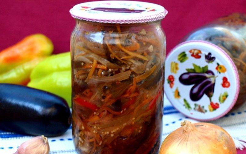 Рецепты, как консервировать овощные салаты на зиму фото