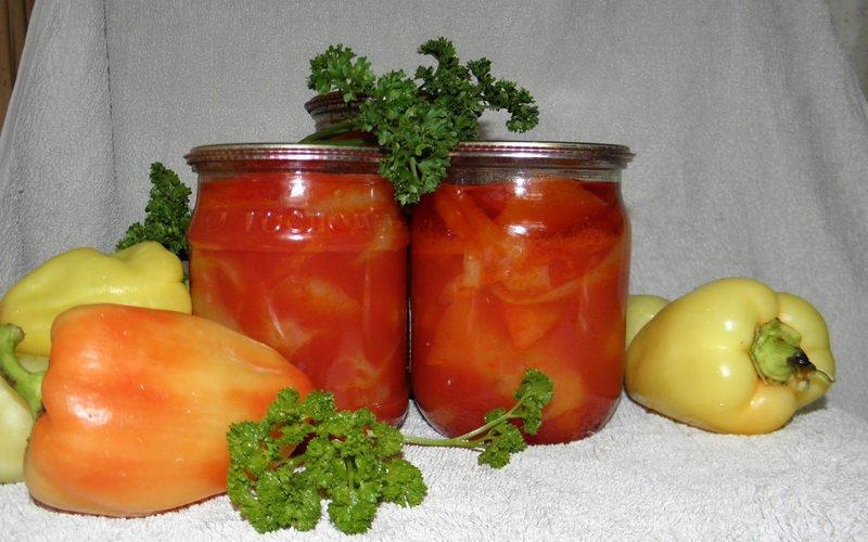 Самые вкусные салаты из консервированных овощей на зиму фото