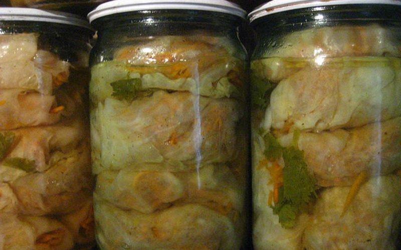 Домашние рецепты консервированных овощных салатов фото