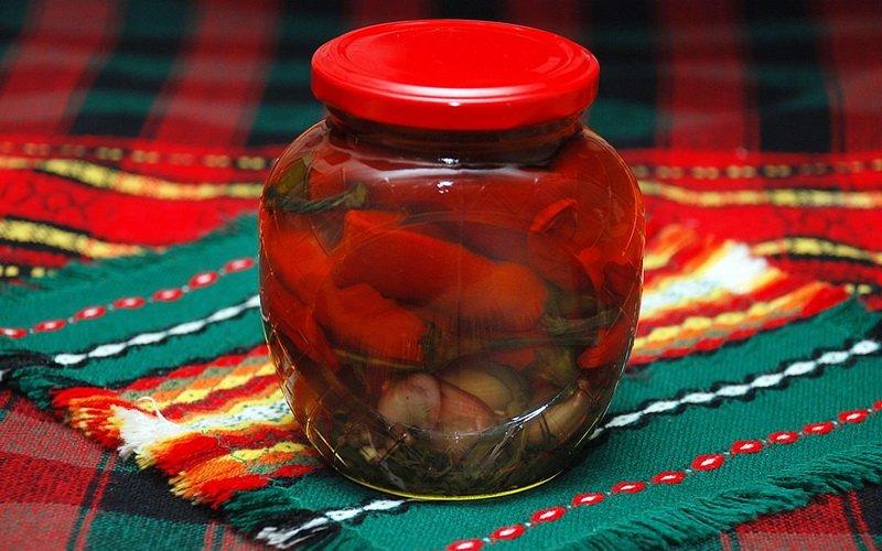 болгарский перец жареный рецепты приготовления