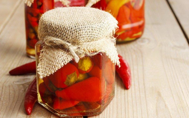 Как мариновать горький перец: домашние рецепты фото
