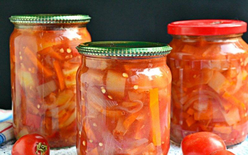 Лечо с морковью на зиму рецепт с пошаговым приготовлением и фото