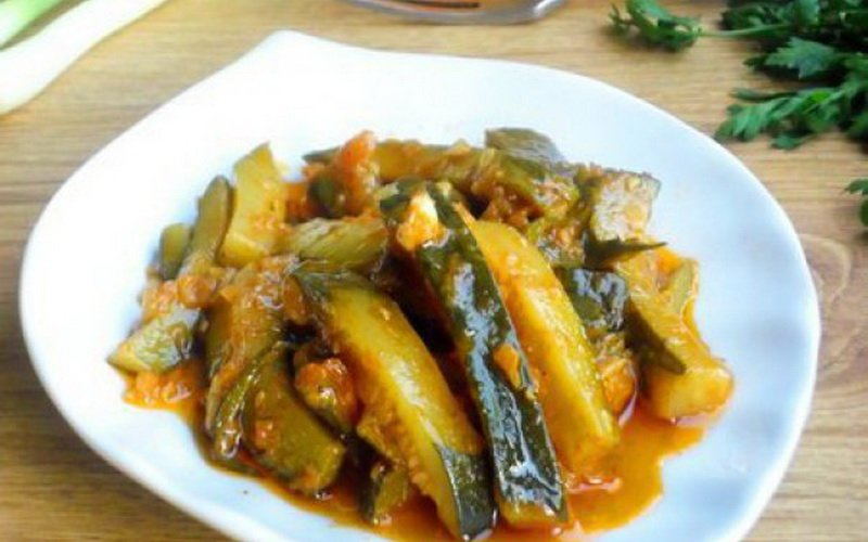 Консервирование салатов на зиму: домашние рецепты с фото фото