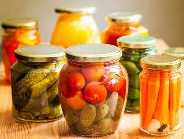 Как мариновать овощи на зиму: рецепты домашней консервации