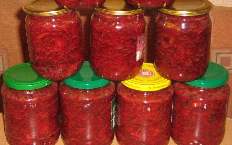 Рецепты приготовления полуфабрикатов из овощей