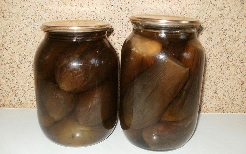 Как приготовить маринованные баклажаны: рецепты с фото