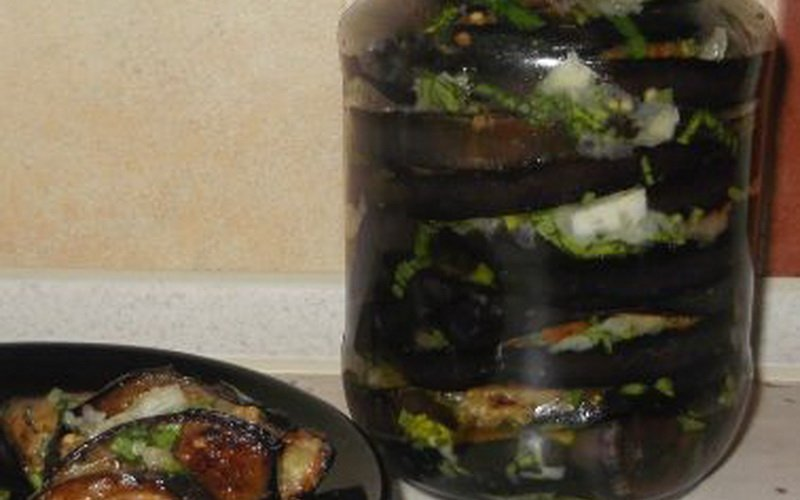 Как консервировать баклажаны: простые рецепты с фото фото