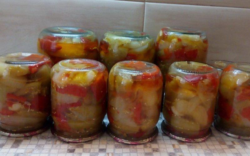 Консервируем баклажаны на зиму: домашние рецепты фото