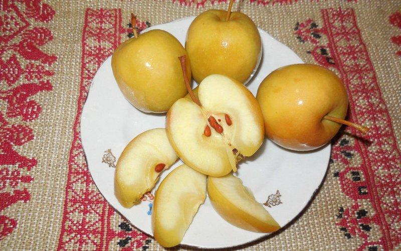 Как приготовить моченые яблоки с медом: домашние рецепты фото