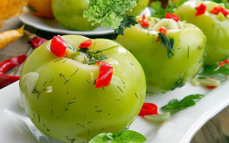 Консервация овощей на зиму: рецепты с фото