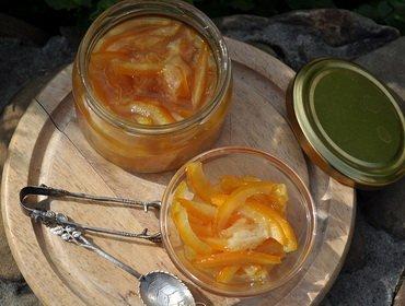 Варенье и джемы из цитрусовых и экзотических фруктов