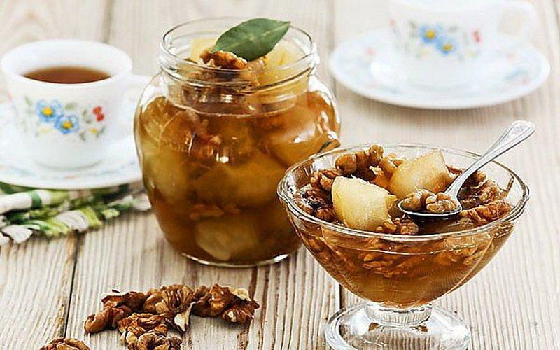 Простые рецепты джемов из груш