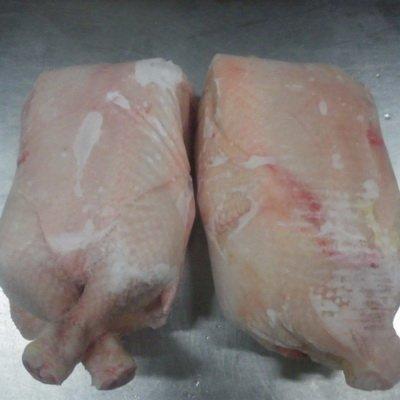 Упаковка и заморозка мяса птицы