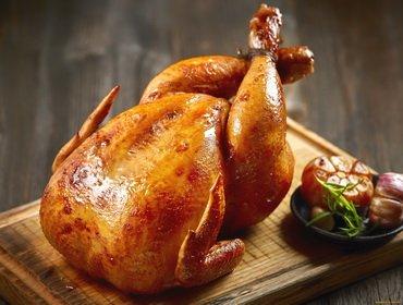 Блюда из птицы рецепты с фото простые и вкусные — 7