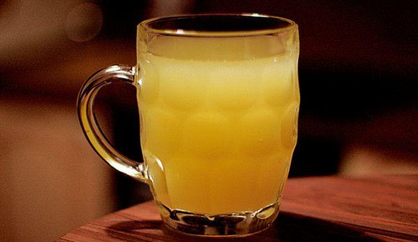 Напиток с пергой