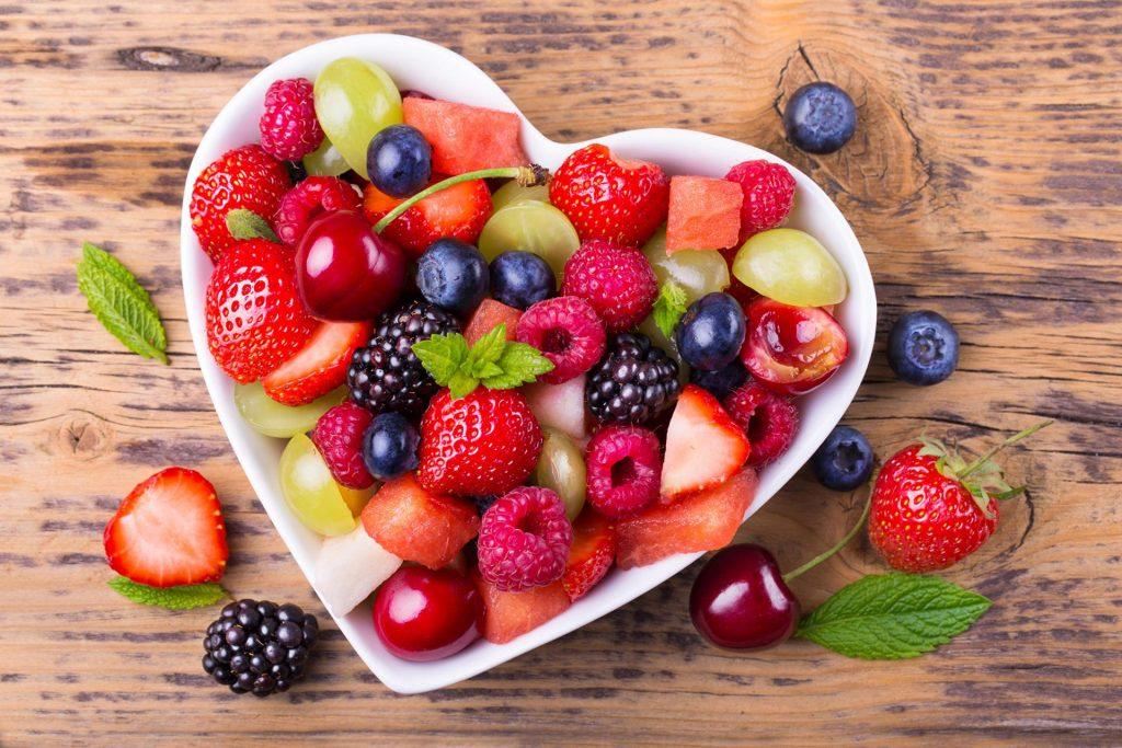 Сезонные ягоды