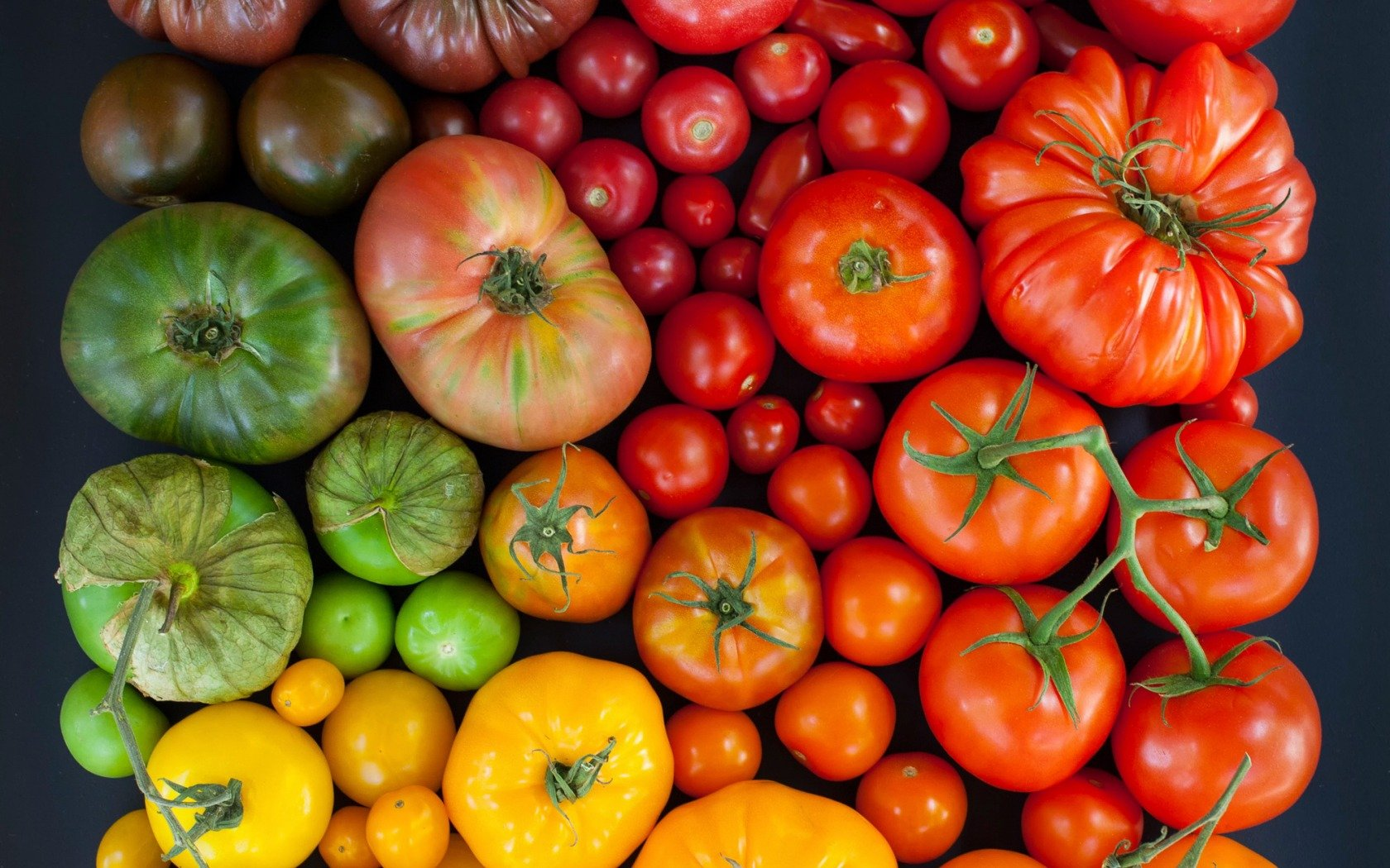 10 необычных сортов помидоров
