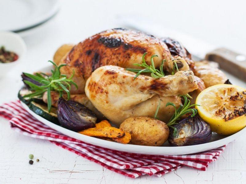Лучшие блюда из курицы на Новый Год