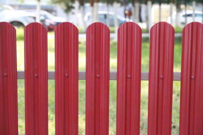 Из чего сделать забор для дачи