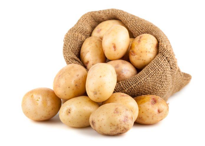 Мешок с картошкой