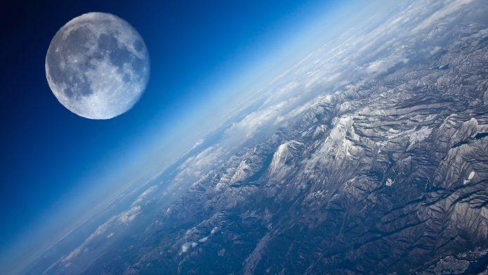 Влияние ритма луны на планету Земля
