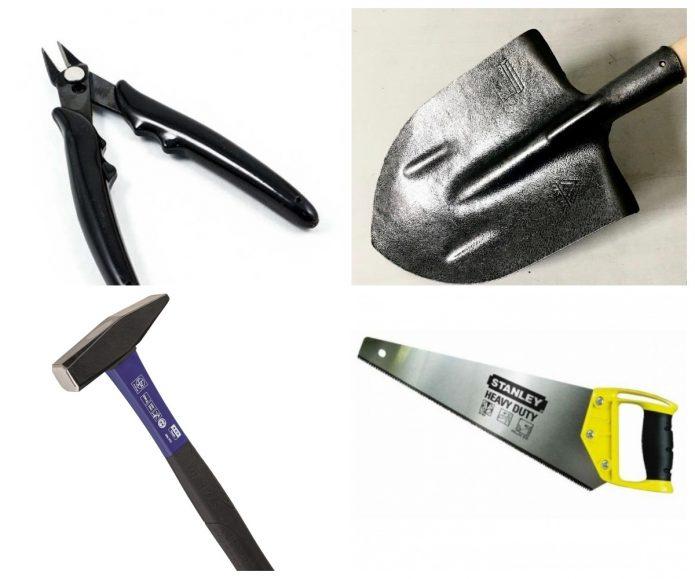 Инструменты для создания и установки шпалеры