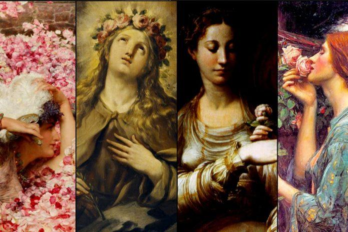 Мифы о розах