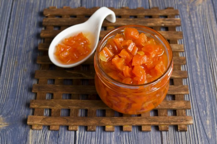 Из моркови получается необычный по вкусу десерт