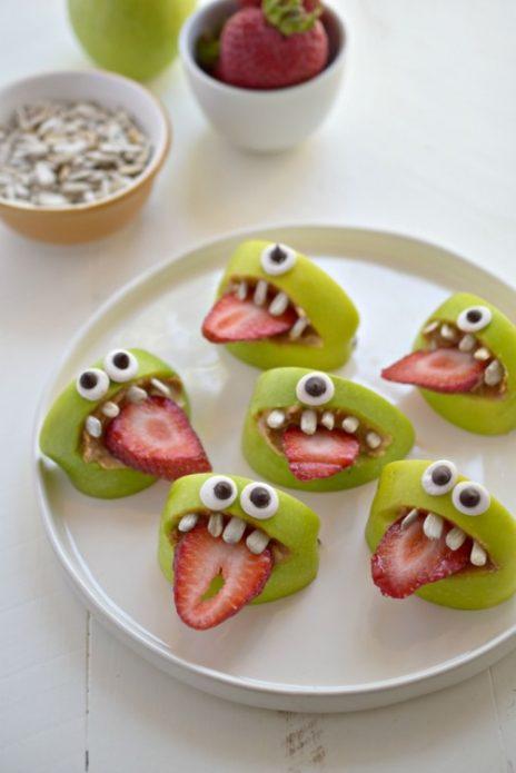 Закуска «Бешеные фрукты»