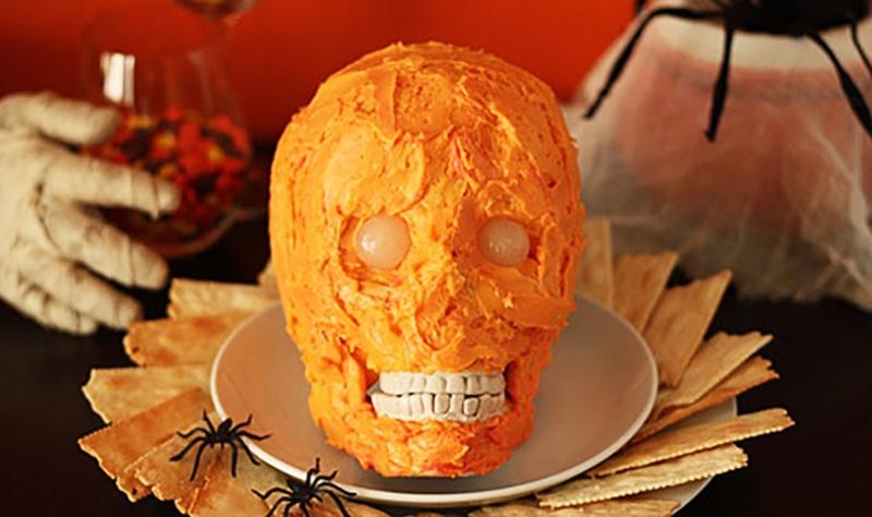 Рецепты не для впечатлительных: страшные блюда на Хэллоуин