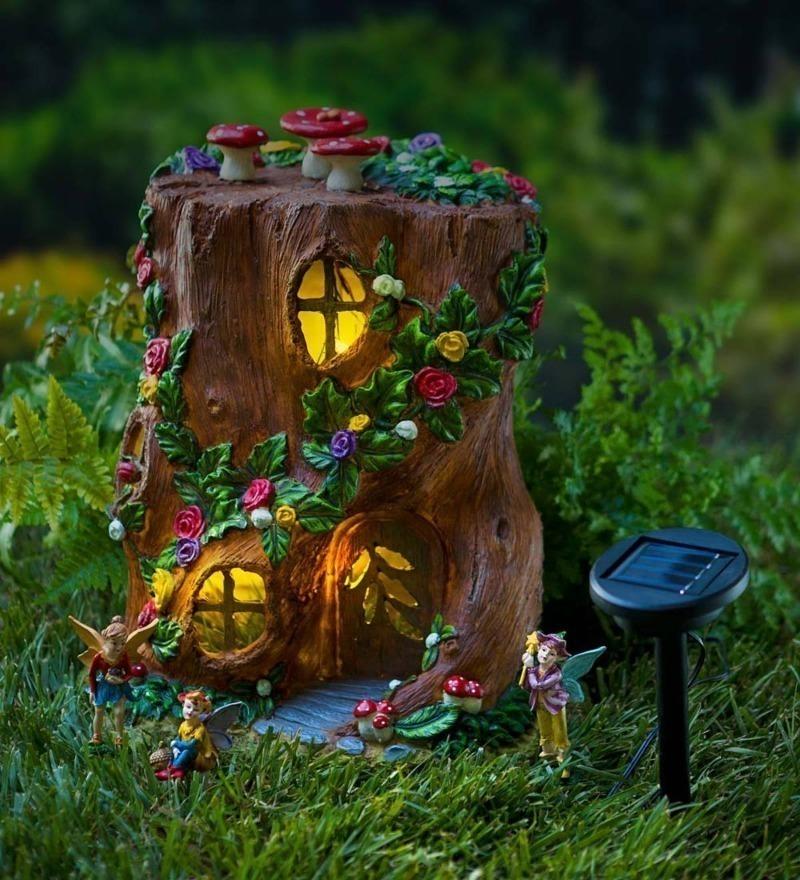Фото как красиво украсить колодец
