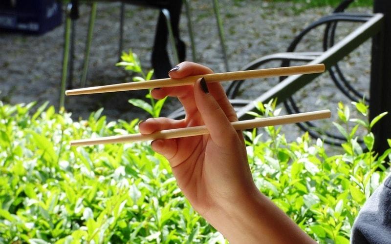 Не выбрасываем одноразовые палочки для суши: 7 способов применения на даче