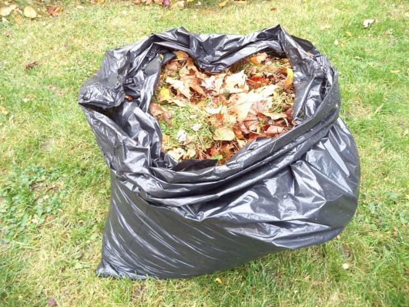 Как в 2 раза быстрее приготовить компост в обычных мешках для мусора