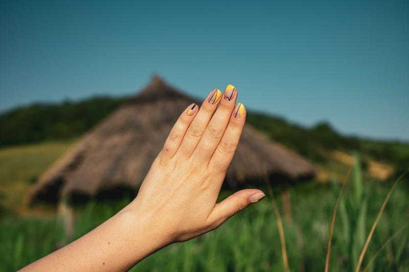 6 способов быстро отчистить ногти после работы в огороде