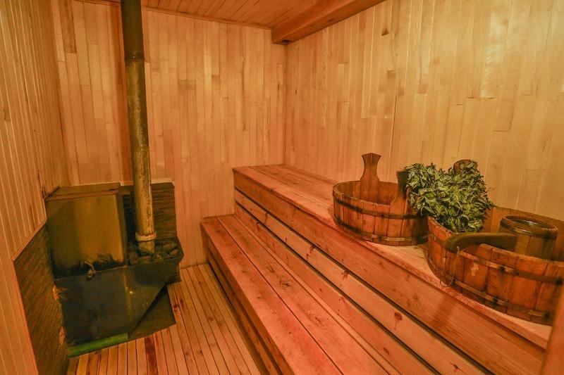 Что нужно сделать с баней на даче, если вы не собираетесь пользоваться ей до весны
