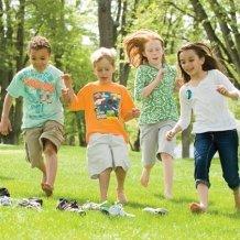 интересные игры для знакомства с детьми в лагере