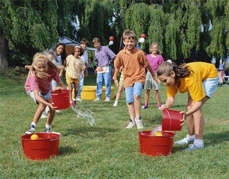 упражнения на знакомство и сплочение детского коллектива