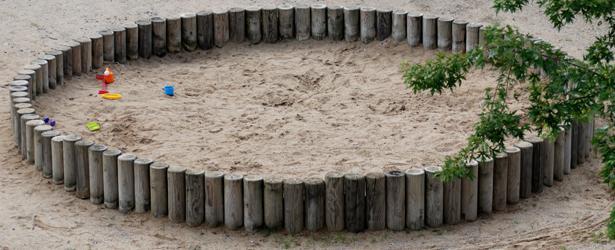 Песочница за полчаса